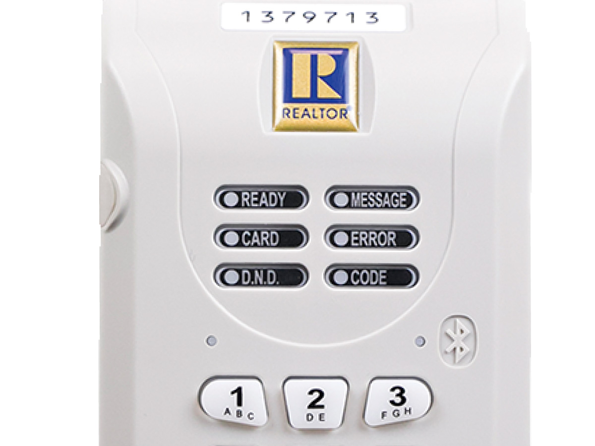 Bluetooth Realtor Lockbox Image 7 Thumbnail