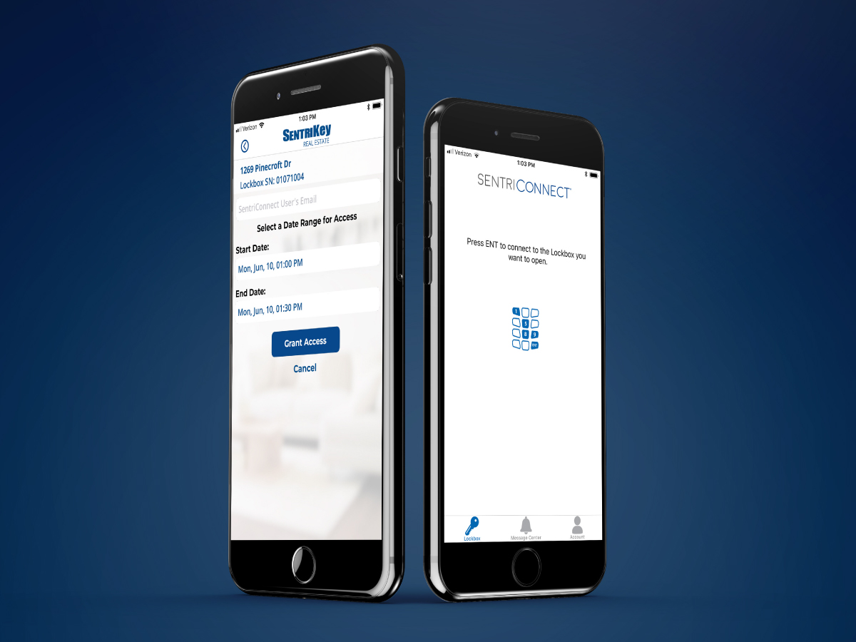 SentriConnect® Mobile App Image 1 Thumbnail